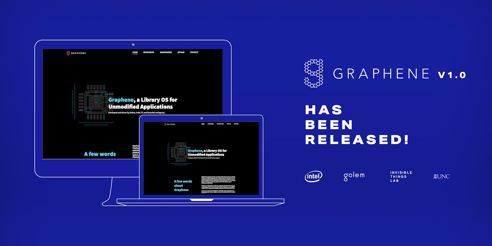 Graphene v1.0 has been released!