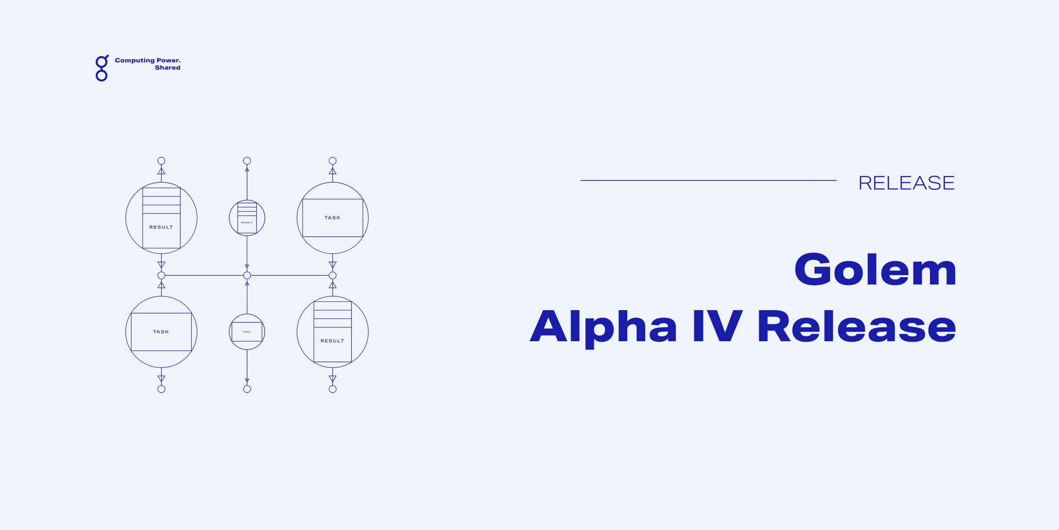 Golem Alpha IV reveal