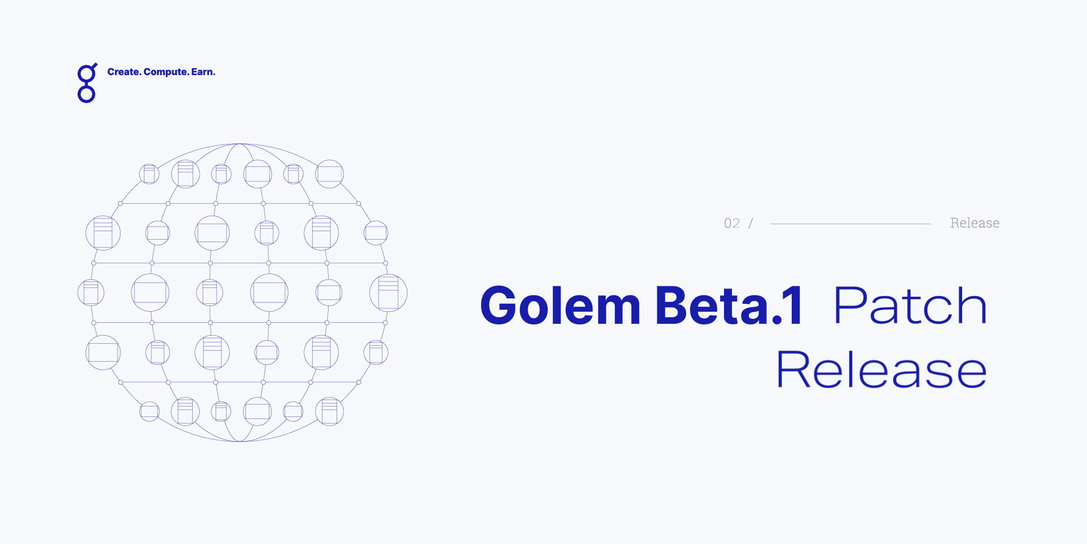 Golem Beta 1 - Mainnet Patch Release