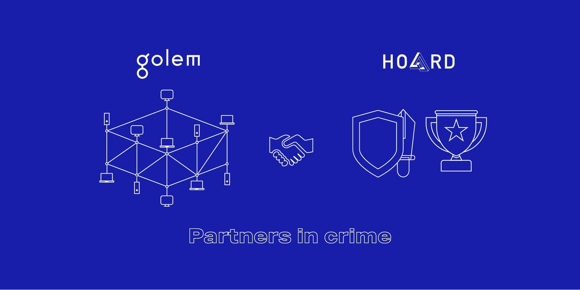 Web 3.0 solutions for game development: Golem and Hoard - partners in crime