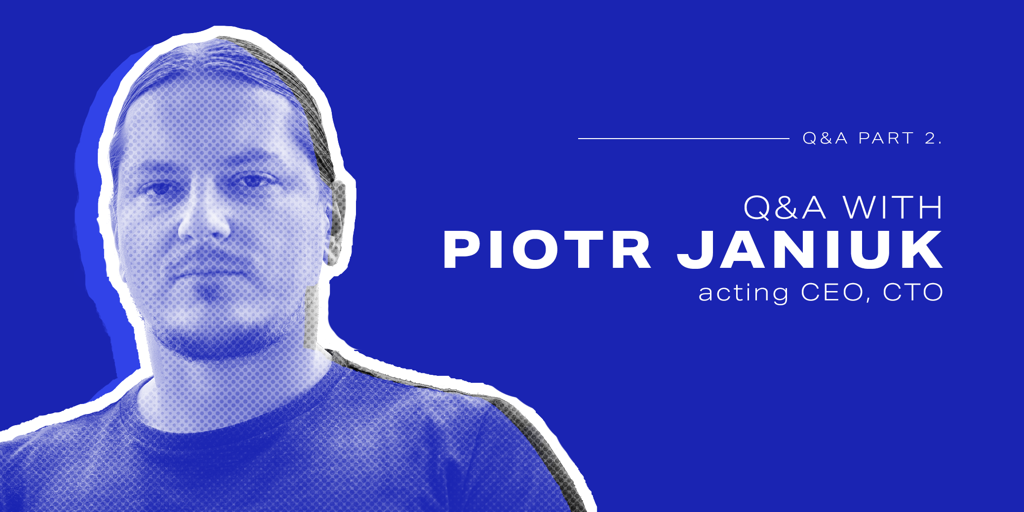 Q&A With Piotr Janiuk: Part II - Intel SGX, GNT and more