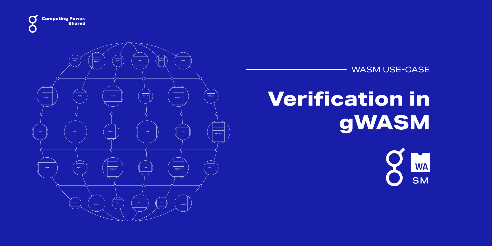 Verification in gWASM
