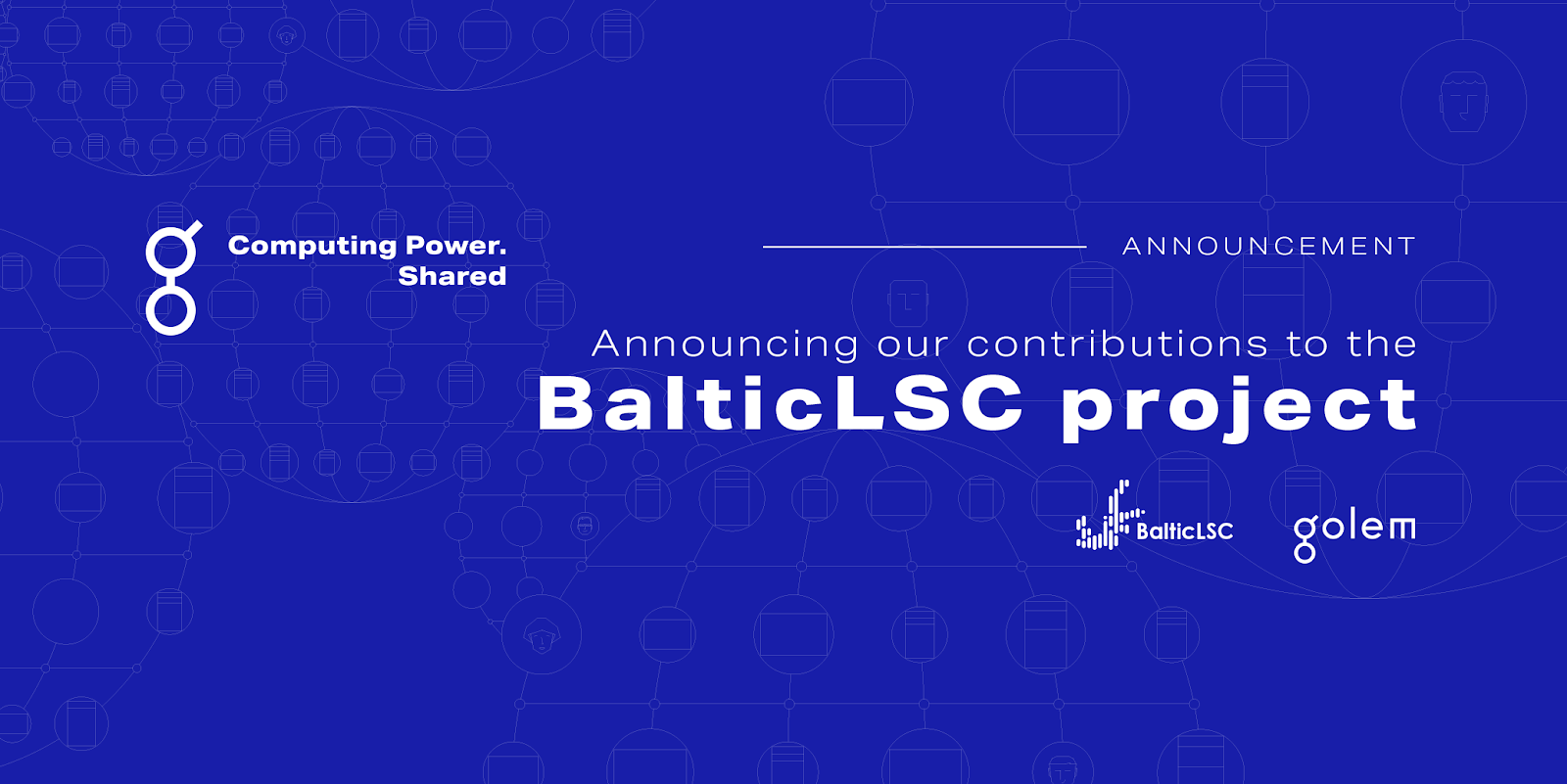 Announcing our contributions to the BalticLSC project: Computing power supply supporting businesses in the Baltic Sea region