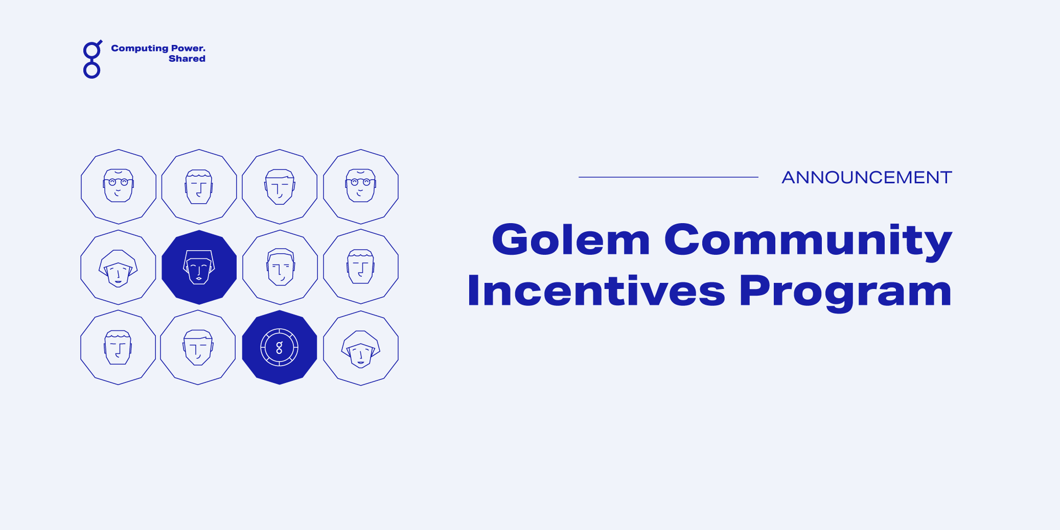 Create with us and get rewarded for it! Introducing the Golem Community Incentives Program
