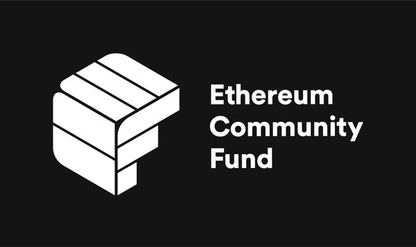 Announcing Ethereum Community Fund