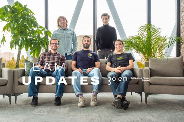 People of Golem: meet team Brass