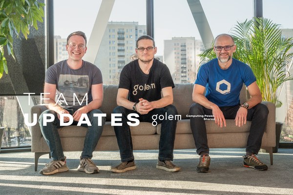 The people behind Golem: Team Unlimited