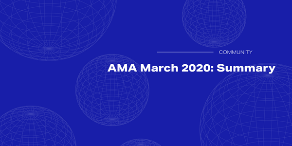 Summary of the Golem AMA March 2020: getting closer to Clay and headed towards a new paradigm