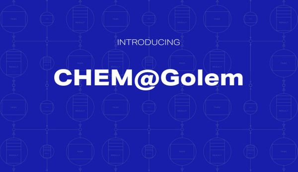 Announcing CHEM@Golem